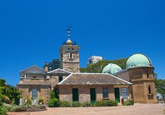 Sydney Observatory. I would love to see the night sky up close