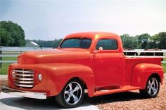 1948 FORD F-1 CUSTOM PICKUP - Barrett-Jackson Auction Company - World's Greatest Collector Car Auctions