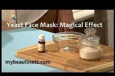 Yeast Face Mask: Magical Effect mybeautiness.com Contents: Home Facial Mask with Yeast Yeast Face Mask: Indications and Contraindications Best Face Masks Recipes #DailyFaceCare Honey Face Mask, Best Face Mask, Face Face, Face Skin, Diy Mask, Diy Face Mask, Recipes With Yeast, Coconut Oil For Face, Natural Kitchen