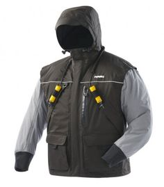 Shop for Frabill Ice Fishing Jacket. Get free delivery On EVERYTHING* Overstock - Your Online Fishing Store! Fishing Suit, Fishing Jacket, Ice Fishing, Fishing Tips, Fishing Backpack, Fishing Boats, Vest Jacket, Rain Jacket, Fishing Outfits