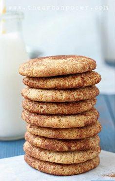 Snickerdoodles recipe plus 24 more gluten-free snickerdoodle recipes