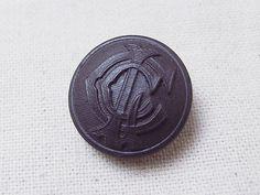 London County Councilの制服のボタンとして使われていたユニフォームボタンです。