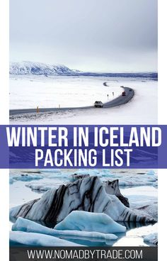 This packing list for winter in Iceland will prepare you for weather and more. #Iceland | #IcelandPackingList | #PackingList | #WinterTravel | #GoldenCircle | #RingRoad | #BlueLagoon | #Reykjavik