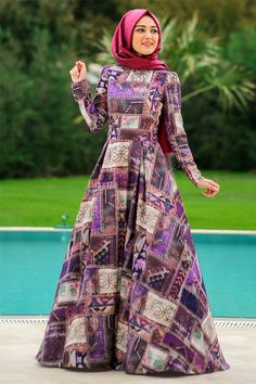 The Dress, Satin, Clothes For Women, Exhibit, Islamic, How To Wear, Clothing, Dresses, Fashion