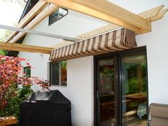 Pergola Roof, Pergola Covers, Retractable Roof Pergola