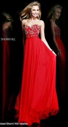 Sherri Hill Dress 8545 | Terry Costa Dallas @Terry Song Song Song Costa #sherrihill