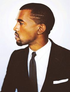 Kanye West, American recording artist, record producer, film director, GOOD Music label owner, & fashion designer. His style of production includes pitched-up vocal samples from soul songs incorporated with his own drums & instruments, '70s R&B, baroque pop, trip hop, arena rock, folk, alternative, electronica, synthpop, & classical music. He is both one of the best-selling digital artists & one of the most awarded artists of all-time. His My Beautiful Dark Twisted Fantasy is a masterpiece.