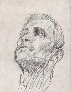 Faces by Catalin Lartist, via Behance