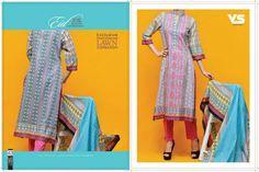 VS Textile Mills Summer Eid Beautiful Dresses 2015 Vol-9 (10)