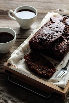 Nutella Swirled Banana Bread | Pastry Affair