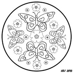oruga dibujo a lapiz ; Mandala Coloring, Colouring Pages, Coloring Sheets, Coloring Books, Chenille Affamée, Wood Burning Patterns, Videos Funny, Painted Rocks, Embroidery Patterns