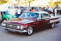 1960 Chevrolet Impala Two-door Hardtop