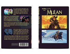"Check out new work on my @Behance portfolio: ""Mulan DvD packing"" http://be.net/gallery/48524853/Mulan-DvD-packing"