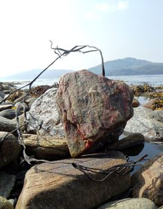 A heart of stone? - by Loch Fyne