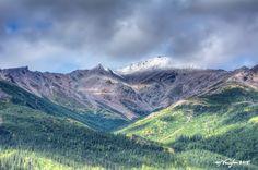 Denali National Park Alaska Panorama by K Vaughn [1004 x 667] #reddit