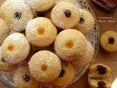 muffin soffici farciti