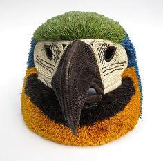 Embera Masks from Panama 1