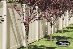 Photo Gallery   Illusions Vinyl FenceIllusions Vinyl Fence