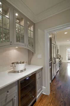 Remodel: Whole House Eclectic Comfort - eclectic - kitchen - charlotte - Andrew Roby General Contractors