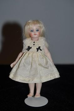 Doll Artist Diane Lane Miniature For UFDC Adorable Dollhouse