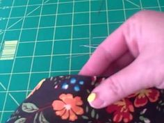 Stack n Whack quilting tutorial by the original author