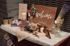 \結婚式DIY/まずはこれからはじめよう♪ペーパーアイテム&ウェルカムアイテム特集   みんなのウェディングニュース Invitation Card Design, Invitation Cards, Invitations, Wedding Reception Decorations, Table Decorations, Cinderella Wedding, When You Love, Wedding Welcome, Tea Roses