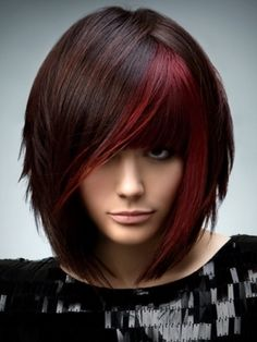 Beautiful Hair Color Ideas 2012 - Are you lusting after a salon-perfect new hairdo? Check out our glam selection of beautiful hair color ideas for 2012. Opt for a voguish shade which grants all your admirers with a memorable visual experience.