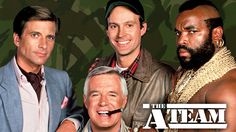 1980's TV Shows - The A Team