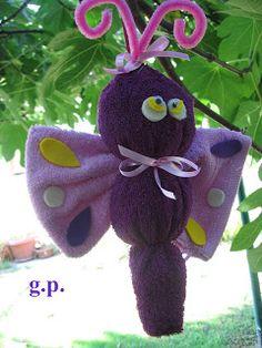 A ME PIACE COSI': farfalle con spugne