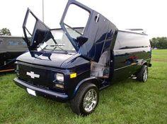 Ideas for Custom Conversion Vans