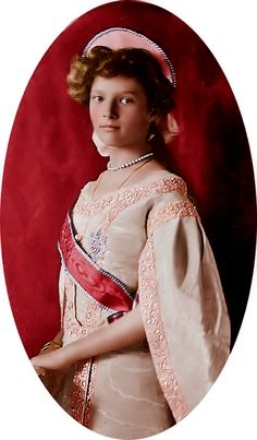 Grand Duchess Tatiana II by ~AlixofHesse on deviantART