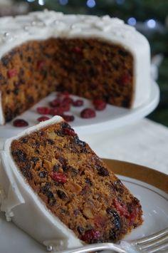 Moje Wypieki | Christmas fruit cake - pieczone na ostatnią chwilę :)