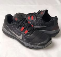52e343ef414f Limited Mens Nike Tiger Woods Golf Shoes Cleat Size 10.5