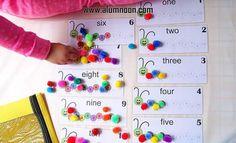 40 Atividades para trabalhar Números - Educação Infantil - Aluno On