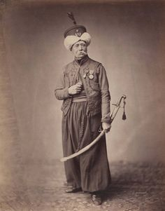 15 Stunning Vintage Portrait Photos of Veterans of the Napoleonic Wars, 1858