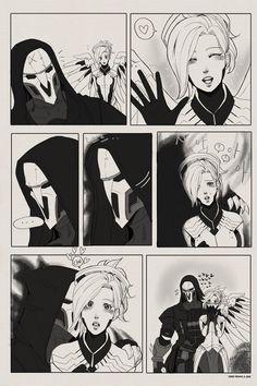 Reaper/Mercy
