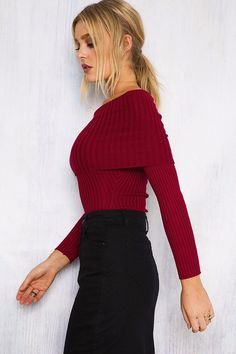 Off Shoulder Knitted Sweater Women 2016 Winter Slim Oversized Sweaters And Pullovers  Autumn Pink Jumper Pull Femme A16223 454476ea1