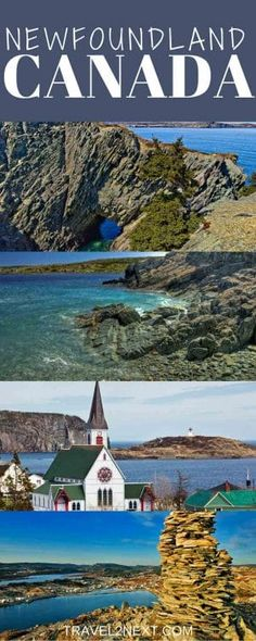 Newfoundland Food And Traditions - St John's in Newfoundland and Labrador, Canada's easternmost province.