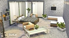 Sims My Rooms: Suite • Sims 4 Downloads