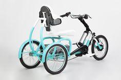 An e-Trike for Muscle Training   Yanko Design