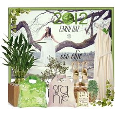 earth day 2012 eco chic, created by dea-afrodite on Polyvore
