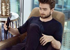 Daniel Radcliffe estrena look rapado
