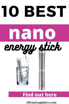 The alkaline water stick is the perfect portable water ionizer for people on the go! It is made from food-grade 304 stainless steel. Water ionizer Stick contains tourmaline, maifanshi, far infrared stone, nano silver powder, and calcium stone. It converts regular water into healthy ionized water. It creates a negative ORP -150 to -200, which can promote health and prevents illness. It is also known as nano energy stick/water ionizer stick/ Portable Alkaline Water Stick/ Alkaline water Wand stick What Is Alkaline Water, Alkaline Water Benefits, Alkaline Water Filter, Under Counter Water Filter, Countertop Water Filter, Best Water Filter, Water Filter Pitcher, Reverse Osmosis Water System, Water Ionizer