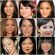 """""""All Asians are the same""""."""