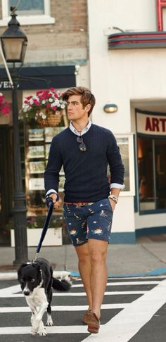 http://chicerman.com  billy-george:  Summer Prep  #streetstyleformen