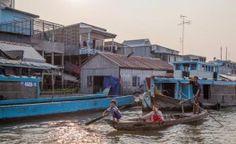 Floating Market at Chau Doc Chau Doc, Foyers, Mekong Delta Vietnam, All Over The World, Around The Worlds, Wooden Canoe, Travel Expert, Phnom Penh, Wayfarer