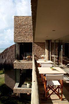 Privacy-Defined Eco-Chic Design Beach Resort In Brazil