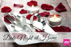 Date Night at Home - Mommy Week™ - Official Blog