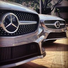 Two stars are better than one. #MBPhotoCredit @Ampuopolo #Mercedes #Benz #CLA #instacar #carsofinstagram #germancars #luxury