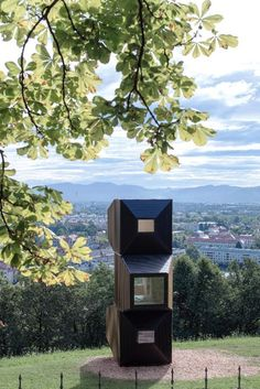 #Architecture: Flexible micro-dwelling envisioned as shelter, vacation home and more.